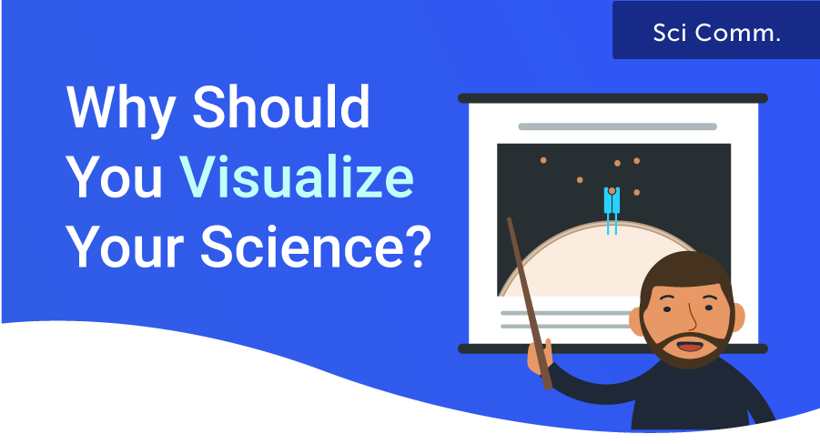 Five Reasons to use Scientific Visuals to Communicate Your